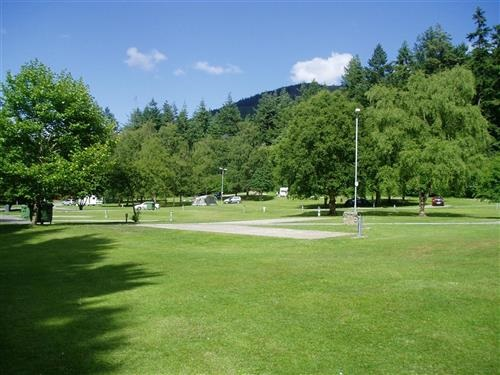 Kilbroney Caravan and Camping Park